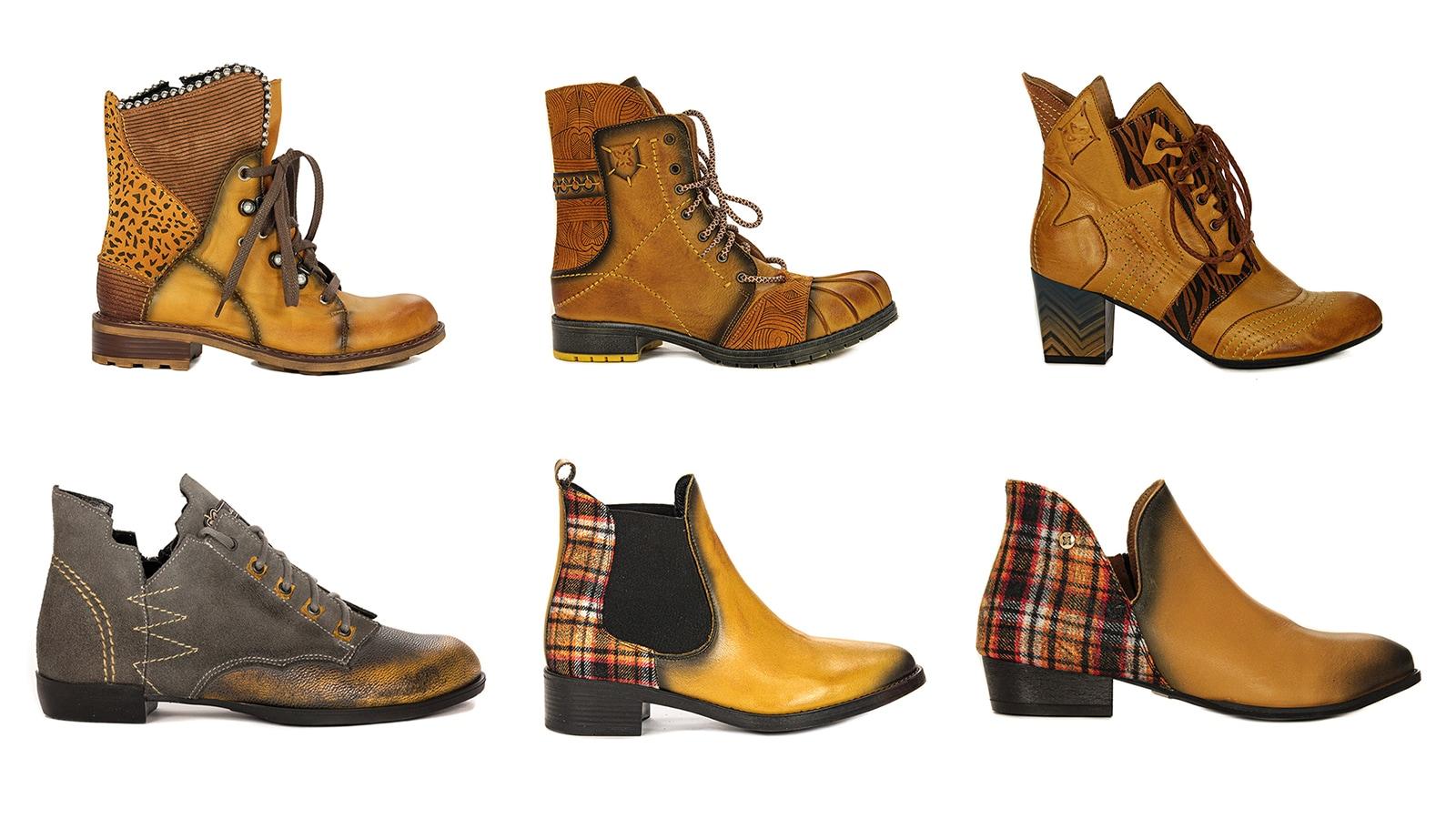 Buty Maciejka - różne modele